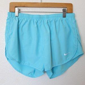 NIKE • Blue Dri Fit Running Shorts • Size M